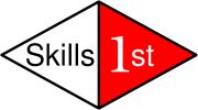 Skills 1st logo
